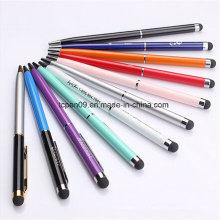 Lápiz táctil delgado y colorido Stylus en venta Ts009b