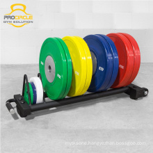 Body Building Multifunctional Weight Plate Rack