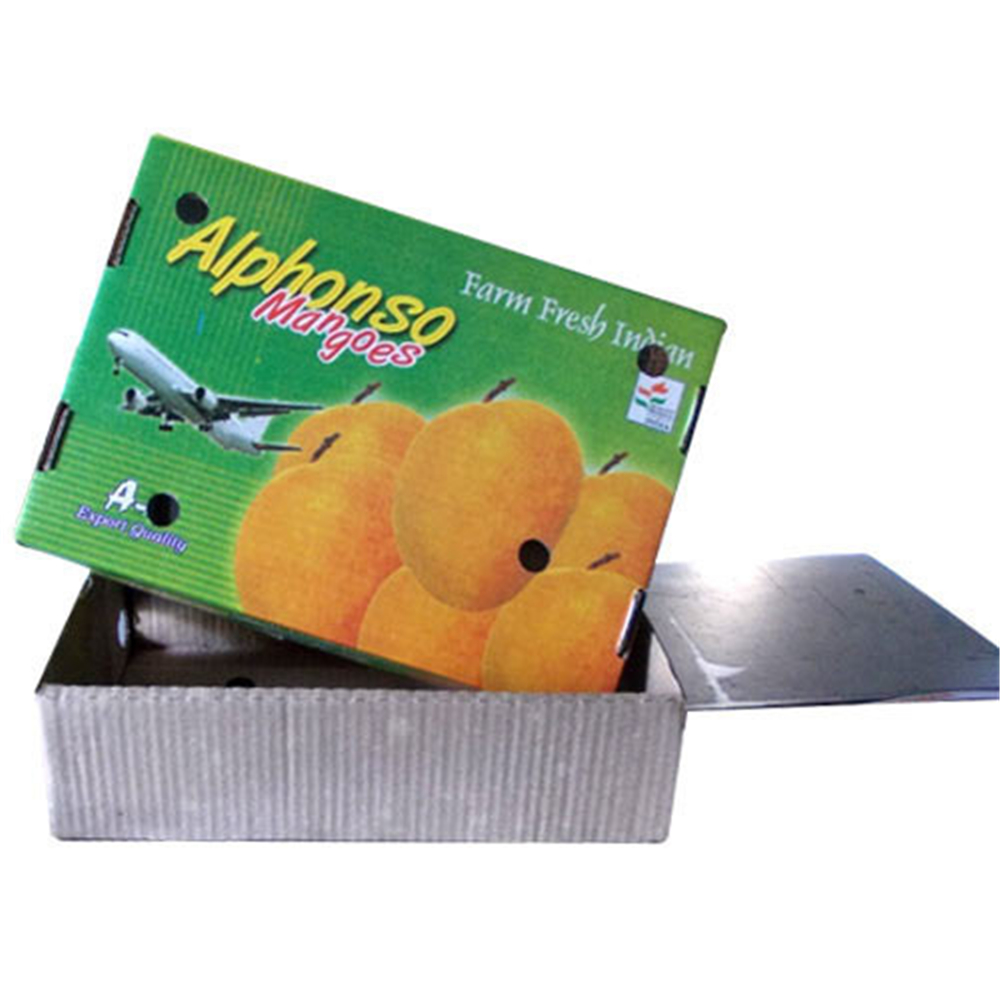 Mango Corrugated Box -JX PACKING