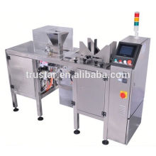 plastic bag filling sealing machine