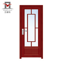 2018 Phipulo surface finished hot sale aluminium bathroom door