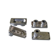 China CNC center milled mechanical parts 3/4/5 axis cnc machined milling service