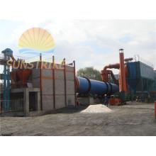 Operação fácil e máquina do secador da pasta de carvão da grande capacidade