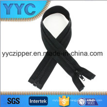 Hot Sales Open End Nylon Long Zipper for Coat