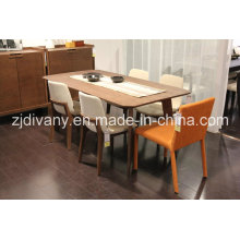 European Style Dining Room Wooden Dining Table (E-34)
