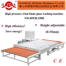 China Flat Glass Washing and Drying Machine