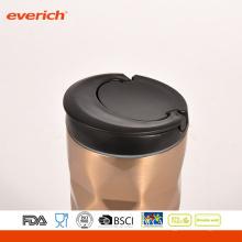 304 de acero inoxidable doble pared BPA libre Cool Thermo taza de color