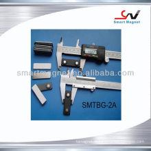 Suporte de nome magnético industrial personalizado NdFeB de venda quente