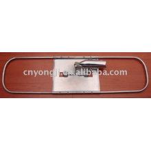 Galvanizar marco de fregona de acero