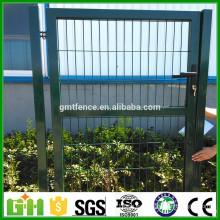 Puerta caliente de la cerca del metal del diseño de la venta caliente / puerta principal y pared de la cerca Diseño /