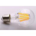 A19 A60 E27 klare weiche Filament LED Birne 6000K 8W