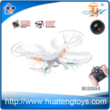 2014 New Arrival! 2.4GHz 6 Axis 4CH Remote Control Helicopter Explorers rc quadcopter with camera HD Video