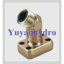 Hydraulic Tube Fittings with Orfs Assembly