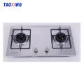 Panel de cristal de la cocina de gas templado de la cocina del precio bajo