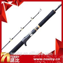 NOEBY barra de pesca chinesa de 5'6 '' jigging barra de jigging para jigging pesca
