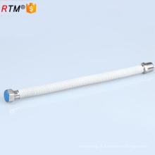 J17 4 13 30 mangueira de metal flexível de metal em aço inoxidável para aquecedor de água