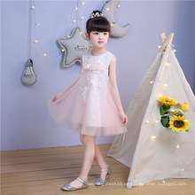 Spitze Abend Little Flower Girl Dress