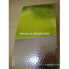 Bobine d'aluminium finition laminée à chaud 1060 h18