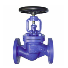 Bellow Sealed Bb Lever Globe Valve