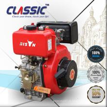 Chinês refrigerado a ar cilindro único motor diesel, modelo 186f 10 hp motor diesel para venda, motor diesel 10hp ar resfriado