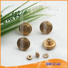 Schraube Uniform Button Military Button Mit Logos BM1214