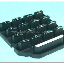 Soem-kundenspezifische Plastikgummi P + R Tastatur