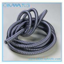 2015 New Grey Color PVC Reinforcement Hose
