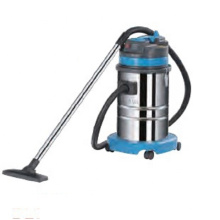 blue color fashion appearance commercial using 30L wet & dry vacuum cleaner for office hotel cinema super markert shop