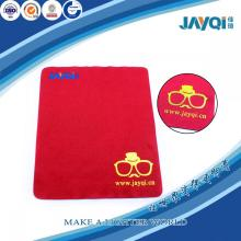 Gold Logo Microfiber Screen Wipe Cloth