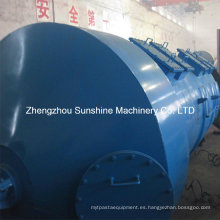 Equipo de extracción de aceite extractor de aceite de canola 200t / D