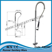 Commercial Pre-Rinse Kitchen Faucet Tap (KM2101)