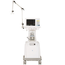 Factory Supply Electric Portable Home Invasive Medical Ventilator