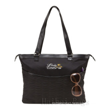 Stimulated Leather Ladies Tote (hblb-1)