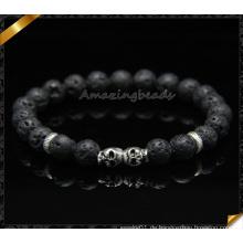 Großhandel Lava Perlen Armbänder für das beste Geschenk (CB082)