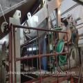 Máquina de fabricación de papel de tablero a dos caras superior blanco