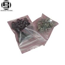 Stand transparent transparent ziplock sacs petites tailles