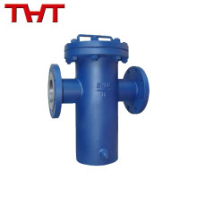 industrial basket type marine strainer
