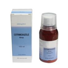 Antimalarials Cotrimoxazole syrup drug