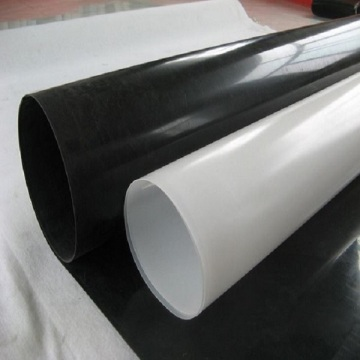 مواد البناء Whaterproof HDPE غشاء أرضي