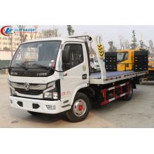 Nouveau camion de sauvetage de la police Dongfeng D6 2019