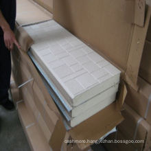 Fire-Retardant PU Foam Sandwich Wall Cladding (60mm/16mm)