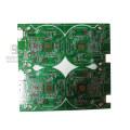 ENIG 3U 1oz Multilayer PCB FR4 Tg150 1oz
