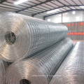 Malla de alambre soldada con autógena galvanizada al por mayor de China para la construcción (WWM)