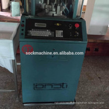 L409 / M7 4 '' 400N usado lonati meias máquina de tricô para meias e meia-calça