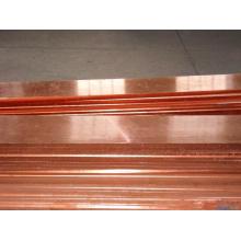 Plaque de cuivre, tôle de cuivre fournissent différentes spécifications, ISO, MTC