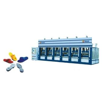 Hc-E0602-D: EVA Sole Injection Moulding Machine