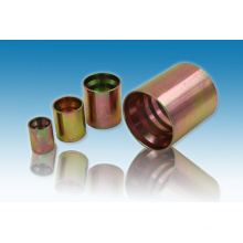 Hydraulic Hose Fittings 4sh Carbon Steel Sleeve