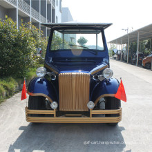 Super Quality Ce Certification 12 Seater Electric Classic Car