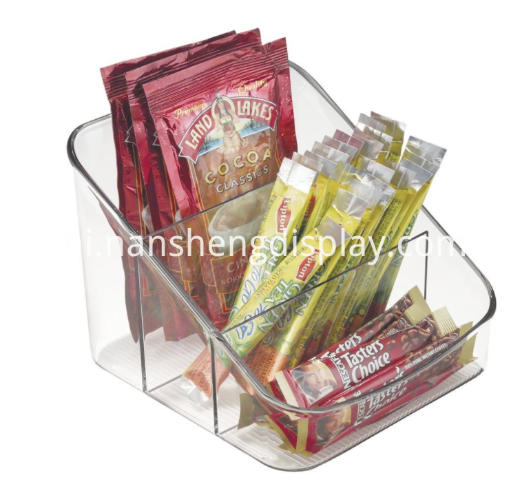 Clear Acrylic Spice Storage