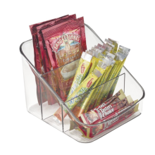 Clear Acrylic Spice Storage Organizer for Kitchen